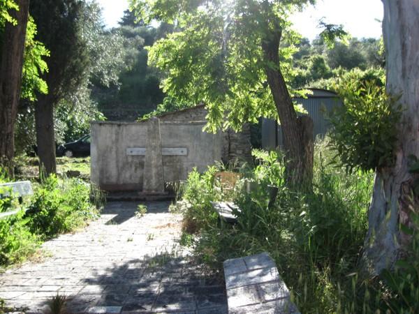 Monumento ai Caduti - Clavi