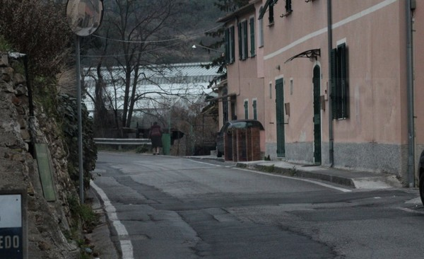 Strada di Clavi (IM)
